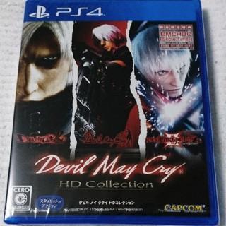 新品未開封【PS4】デビルメイクライ HDコレクション