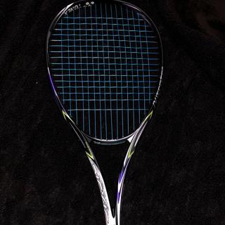 ヨネックス(YONEX)のネクシーガ80s ソフトテニス ラケット(ラケット)