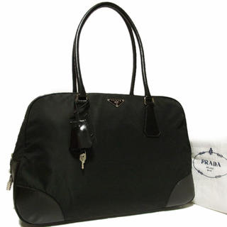 プラダ(PRADA)の正規 美品 プラダ 男女兼用 ブリーフケース ビジネス ショルダー バッグ(ビジネスバッグ)