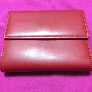 MUJI (無印良品) - 無印良品 レディース折りたたみ財布