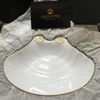 MIKIMOTO - ミキモト MIKIMOTO 貝殻 お皿 引き出物 新品