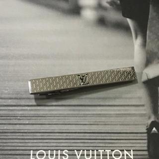 ルイヴィトン(LOUIS VUITTON)の未使用 ルイヴィトン LV シャンゼリゼ ネクタイピン シルバー(ネクタイピン)
