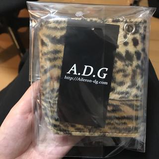 エーディージー(A.D.G)のA.D.G 財布 ヒョウ柄 (財布)