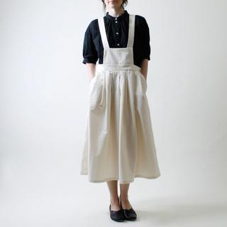 ネストローブ(nest Robe)のMAGALIさま サロペットスカート 一度着用 フリーサイズ(ロングワンピース/マキシワンピース)