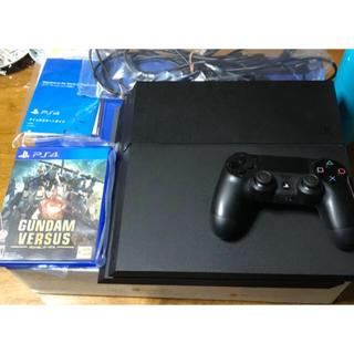 PS4 本体 カセット セット