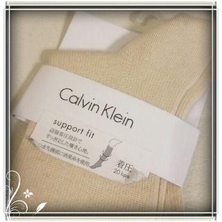 カルバンクライン(Calvin Klein)の新品 訳有 カルバンクライン 消臭 着圧ソックス Calvin Klein ☆ (その他)