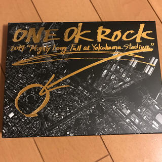 ONE OK ROCK - ONE OK ROCK 2014 横浜スタジアムLIVE DVD