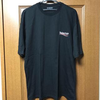 バレンシアガ(Balenciaga)のbalenciaga キャンペーンロゴtシャツ 2018(Tシャツ/カットソー(半袖/袖なし))