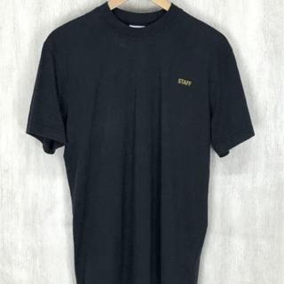 バレンシアガ(Balenciaga)のベトモン staff tシャツ(Tシャツ/カットソー(半袖/袖なし))