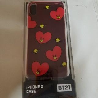 iPhoneX BT21公式