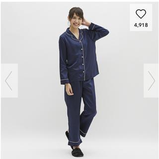 GU - GU パジャマ サテン 長袖