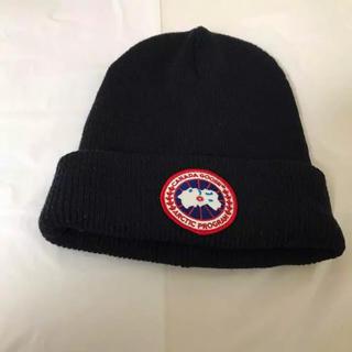 カナダグース(CANADA GOOSE)のカナダグース ニット帽 ユニセックス(ニット帽/ビーニー)