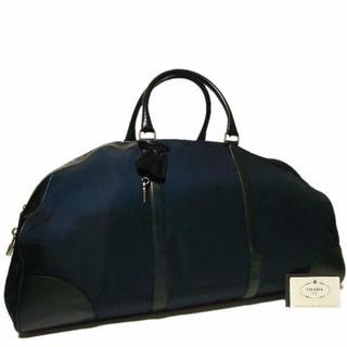プラダ(PRADA)の正規 美品の部類 プラダ PRADA 男女兼用 旅行かばん ボストン バッグ(ボストンバッグ)