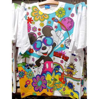 ディズニー(Disney)のミッキー サングラスTシャツ(Tシャツ/カットソー(半袖/袖なし))