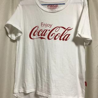 GU - GUコカコーラTシャツ