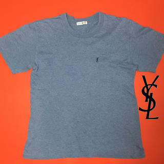 Saint Laurent - イヴ・サンローラン Tシャツ YVES SAINT LAURENT カットソー