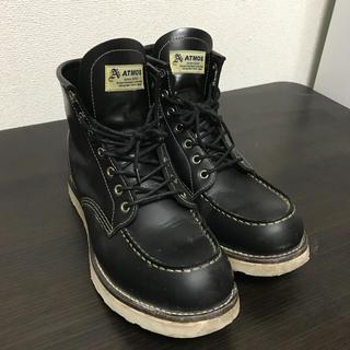 セダークレスト(CEDAR CREST)のセダークレスト ワークブーツ黒(ブーツ)