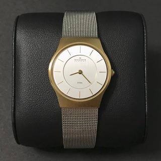 スカーゲン(SKAGEN)のスカーゲン ウルトラスリム レディース 233SGS(腕時計)