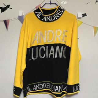 アンドレルチアーノ(ANDRE LUCIANO)のスウェット トップス(トレーナー/スウェット)