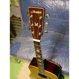 ゼンオン Morales アコースティックギター MW-200【日本製】(アコースティックギター)