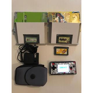 ゲームボーイ(ゲームボーイ)のゲームボーイミクロ セット(携帯用ゲーム本体)