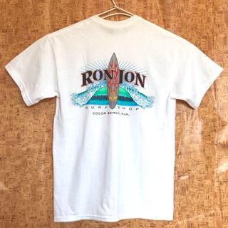 クイックシルバー(QUIKSILVER)の新品 ロンジョン Tシャツ XL相当 RON JON(Tシャツ/カットソー(半袖/袖なし))