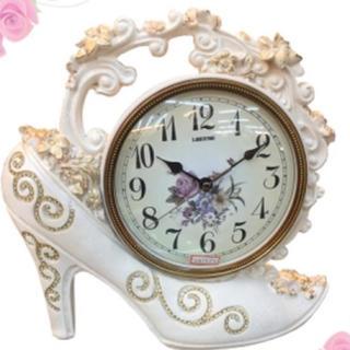 新品☆置き時計 シンデレラ インテリア ロココ調 クラシカル プリンセス