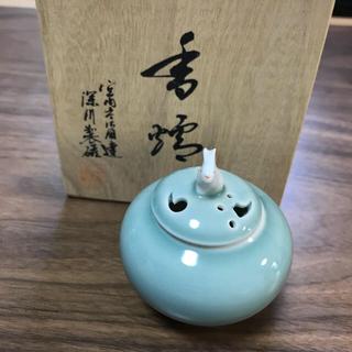 うさぎ香炉 深川製磁☆(お香/香炉)