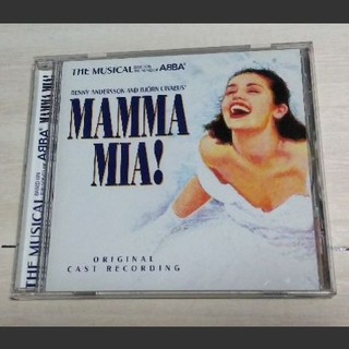 マンマ・ミーア! MANMA MIA CD(ミュージカル)