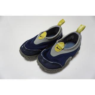 ナイキ(NIKE)のNIKE(ナイキ) サンダル スリッポン ベビー靴 12cm(サンダル)