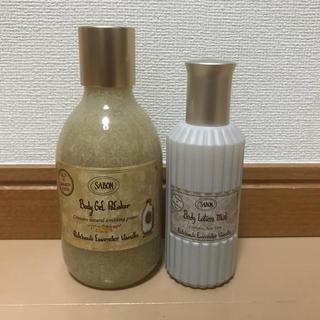 サボン(SABON)のSABON  ボディジェルポリッシャー、ボディーローションミスト(ボディローション/ミルク)