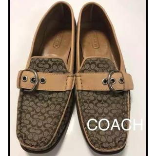 コーチ(COACH)のCOACH(コーチ)(ローファー/革靴)