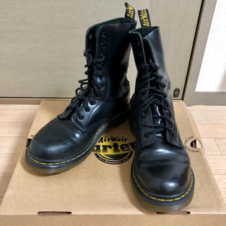 Dr.Martens - 【箱アリ 中古品】Dr.Martens 10ホール 24cm