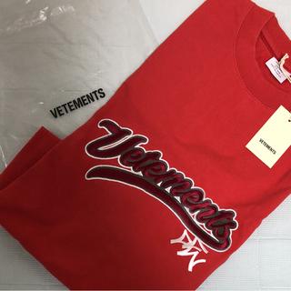 バレンシアガ(Balenciaga)のvetements  tee (Tシャツ/カットソー(半袖/袖なし))