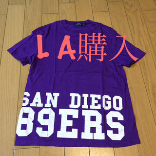 トップマン(TOPMAN)のTOP SHOP メンズTシャツ(Tシャツ/カットソー(半袖/袖なし))