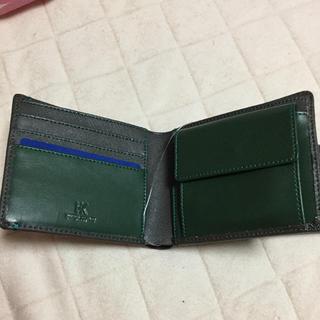 ヒロココシノ(HIROKO KOSHINO)のHIROKO KOSHINO HOMME 折り財布(新品未使用)(折り財布)