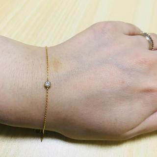 JEWELRY TSUTSUMI - 18Kダイヤブレスレット