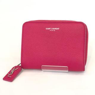 サンローラン(Saint Laurent)の格安 完全値下げ不可 良品 サンローラン  財布(財布)