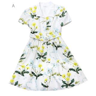 MILK - ダンディライオン dress(ホワイト)