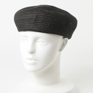 ローリーズファーム(LOWRYS FARM)のブレードキャスケット 黒(ハンチング/ベレー帽)