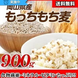 29年岡山県産もっちもち大麦