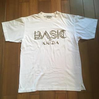 クリツィア(KRIZIA)の❤️KRIZIA・ロゴ入りT❤️(Tシャツ(半袖/袖なし))