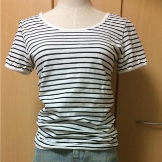 ハートマーケット(Heart Market)のハートマーケットのボーダーTシャツ(Tシャツ(半袖/袖なし))