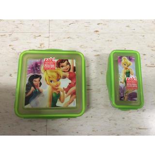 ディズニー(Disney)のティンカーベル ランチボックス(弁当用品)
