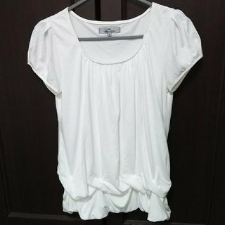 ビアッジョブルー(VIAGGIO BLU)のビアッジョブルー バルーンTシャツ(シャツ/ブラウス(半袖/袖なし))