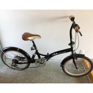 SHIMANO - FIRA 折り畳み自転車