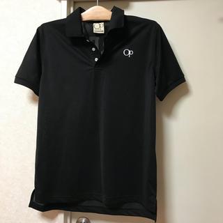 オーシャンパシフィック(OCEAN PACIFIC)のOP 美品 メッシュポロシャツ Mサイズ(ポロシャツ)