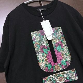 アンダーカバー(UNDERCOVER)のundercover POOL aoyama アンダーカバー 青山 Tシャツ 黒(Tシャツ/カットソー(半袖/袖なし))