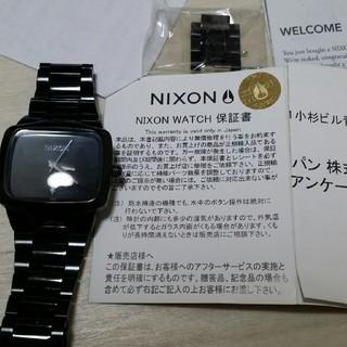 ニクソン(NIXON)のNIXON 時計(腕時計(アナログ))
