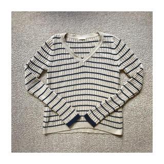 ジーユー(GU)の【新品】GU ladies knit(ニット/セーター)